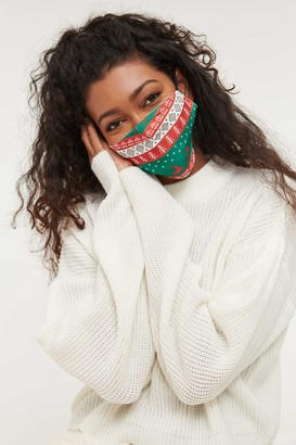 Ardene Holiday Reusable Face Covering