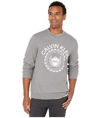 Calvin Klein Long Sleeve Crew Neck