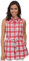 Pendleton Belted Sleeveless Shirt