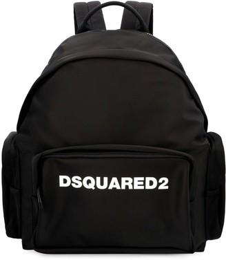 DSQUARED2 Tom Nylon Backpack