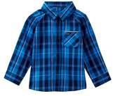 Hurley Long Sleeve Raglan Shirt (Baby Boys)