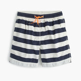 J.Crew Boys' board short in stripes