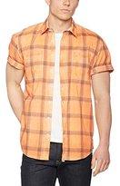Camel Active Men's Josh Kent 1/2 Casual Shirt