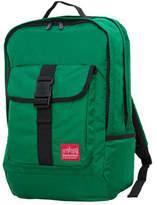 Manhattan Portage Cordura Lite Stuyvesant Backpack - Green Backpacks