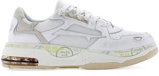 Premiata Chunky Sole Low-Top Sneakers