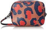 Marc by Marc Jacobs Sophisticato Printed Leopard Camera Cross-Body Bag