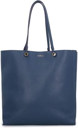 Furla Eden Leather Tote Bag