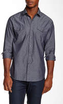 James Campbell Savoy Long Sleeve Regular Fit Shirt