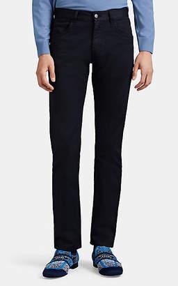 Prada Men's Classic Tapered Jeans - Navy