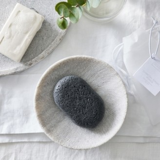 The White Company Charcoal Konjac Sponge, No Colour, One Size