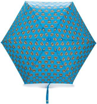Moschino Teddy Bear-Print Umbrella