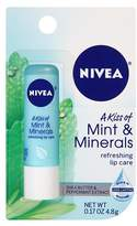 Nivea Lip Care A Kiss of Mint & Minerals Refreshing Lip Care