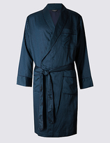 David Gandy For Autograph Supima® Cotton Printed Dressing Gown