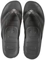 Men's Watergrip Thong M Sports Sandals, (BlackWhite 501)