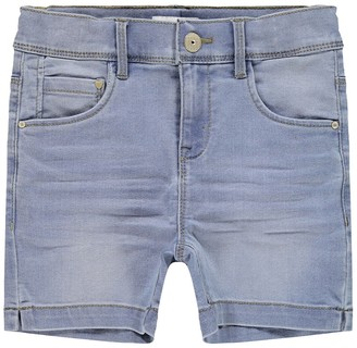 Name It Denim Shorts, 6-14 Years