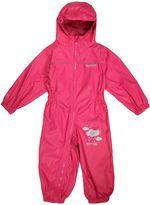 Regatta Girls Puddle Waterproof Splash Suit