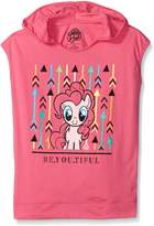 My Little Pony Big Girls' Pinky Be You Tiful Hooded Top