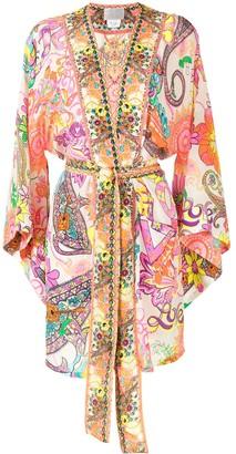 Camilla Let the Sun Shine kimono jacket