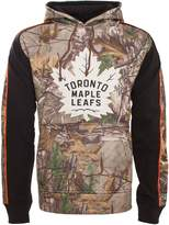 Old Time Toronto Maple Leafs Realtree Camo Decoy Pullover Fleece Hoodie