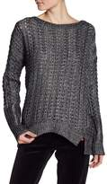 Juicy Couture Chainette Knit Sweater