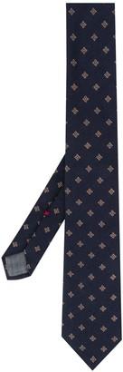 Brunello Cucinelli Floral Pattern Tie