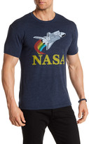 Body Rags Nasa Rainbow Shuttle Tee