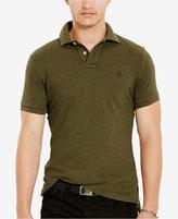 Polo Ralph Lauren Men's Custom-Fit Mesh Polo Shirt