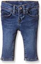 Mexx Baby Girls Jeans - Blue - 6-9 Months