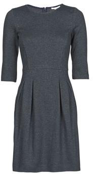 Esprit JAQUARD DRESS women's Dress in Grey