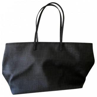 Fendi Roll Bag Black Cloth Handbags