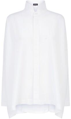 eskandar Silk Shirt