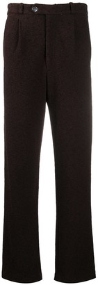 Roseanna Aston Project distressed effect trousers