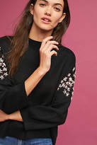 Molly Bracken Lili Embellished Pullover
