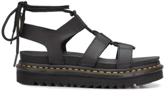 Dr. Martens Nartilla lace up sandals