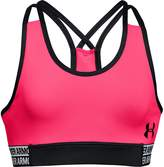 Under Armour Girls 7-16 HeatGear Sports Bra