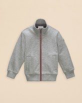 Moncler Boys' Zip Up Sweat Jacket - Sizes 2-6