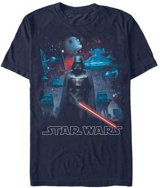 Star Wars Men's Returning Battalion Graphic T-Shirt