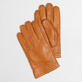 J.Crew Factory Flannel-lined gloves