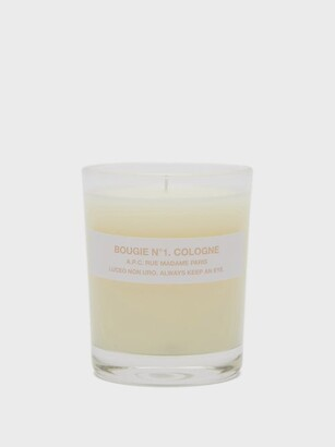 A.P.C. No.1 Cologne-scented Candle - Yellow