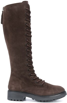 P.A.R.O.S.H. Cite knee-high boots