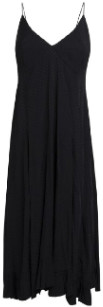 LOVE Stories Black Flare Dress - s