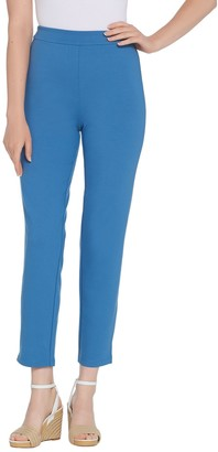 Joan Rivers Classics Collection Joan Rivers Regular Joan's Signature Pull-on Ankle Pants