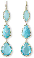 Kendra Scott Gwenyth Linear Drop Earrings