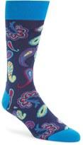 Bugatchi Men's 'Paisley' Socks