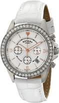Rotary Women's ls00147/41 Analog Display Quartz Watch