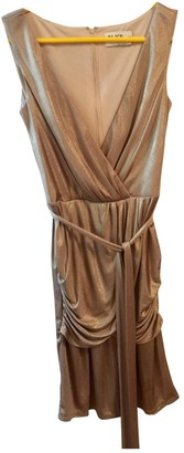 ALICE by Temperley Gold Dress for Women