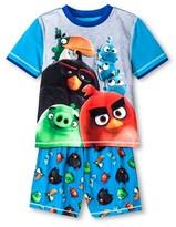 Angry Birds Boys' 2-Piece Pajama Set - Blue