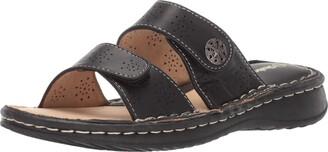 AdTec Women's Shaboom Comfort Slide Sandals PU