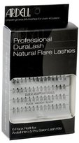 Ardell False Eyelashes 6 pack DuraLash Naturals Medium Black Individual Lashes