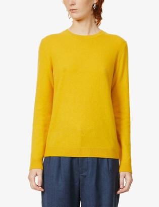 Benetton Crew-neck cashmere jumper